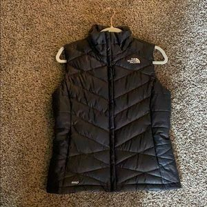 Women's small North Face vest